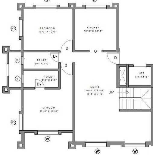 Mainland Camelot Royale, Pune - Floor Plan