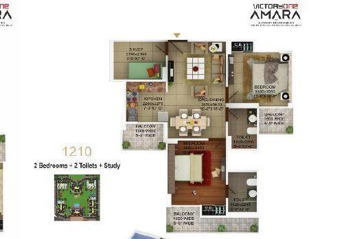 Victoryone Amara Noida Extension