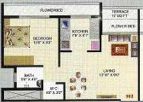Jayraj Signature Elite, NaviMumbai - Floor Plan