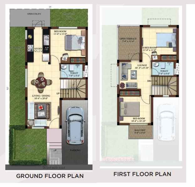Casagrand Arena Phase II, Chennai - Floor Plan