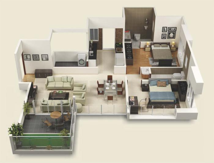 Shree Balaji Infinity, Pune - Floor Plan