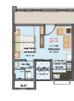 Mantra 7 Hills, Pune - Floor Plan