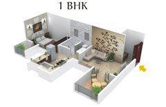 Nimhan Onella Nest Phase - I, Pune - Floor Plan