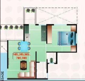 Aadhar Everest Plaza, Pune - Floor Plan