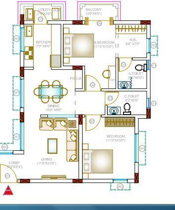 Regal Prelude, Bangalore - Floor Plan