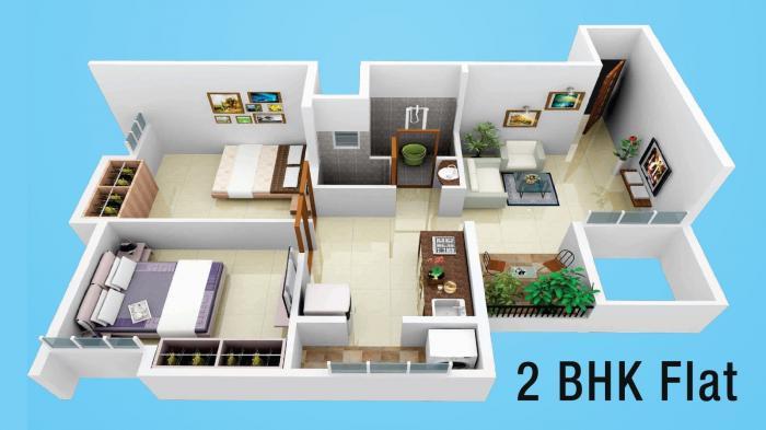 Amrutkalash, Pune - Floor Plan