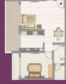Mega Ista, NaviMumbai - Floor Plan