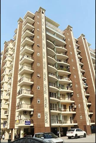 Oxirich Avenue, Indirapuram, Ghaziabad
