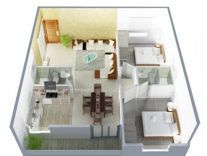 DSMAX SCION, Bangalore - Floor Plan