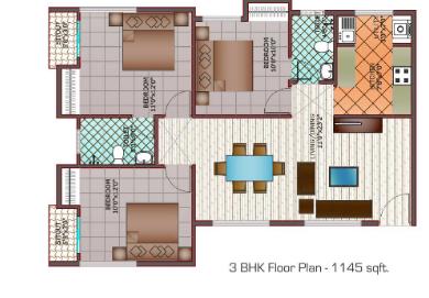 Suvastu Serene, Bangalore - Floor Plan