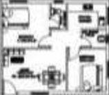 CC Sabari, Chennai - Floor Plan