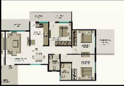 Pyramid City V, Nagpur - Floor Plan