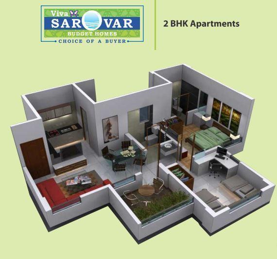 Viva Sarovar Ambe Gaon