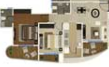 Span Valencia, Mumbai - Floor Plan