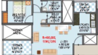 Mantra Essence, Pune - Floor Plan