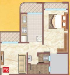 Infini Om Sai Home, Thane - Floor Plan