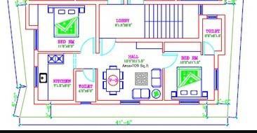 Swarna Sai, Chennai - Floor Plan