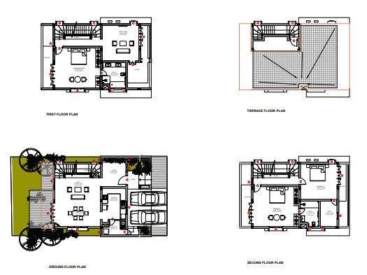 Edifice Villa Valley, Bangalore - Floor Plan