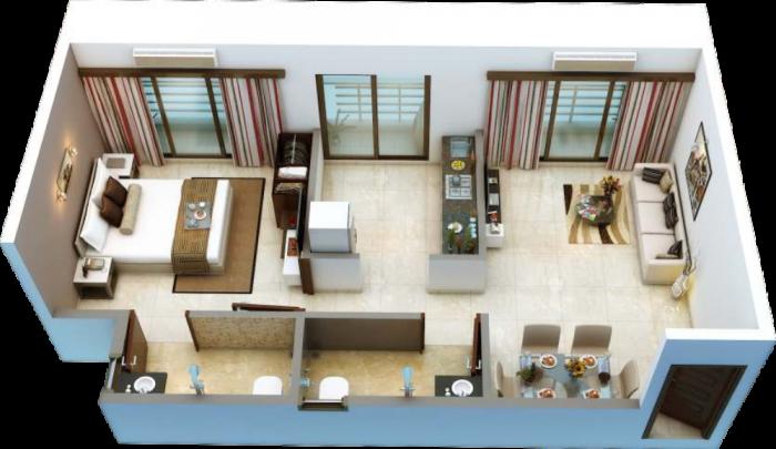Pooja Nagar, Mumbai - Floor Plan