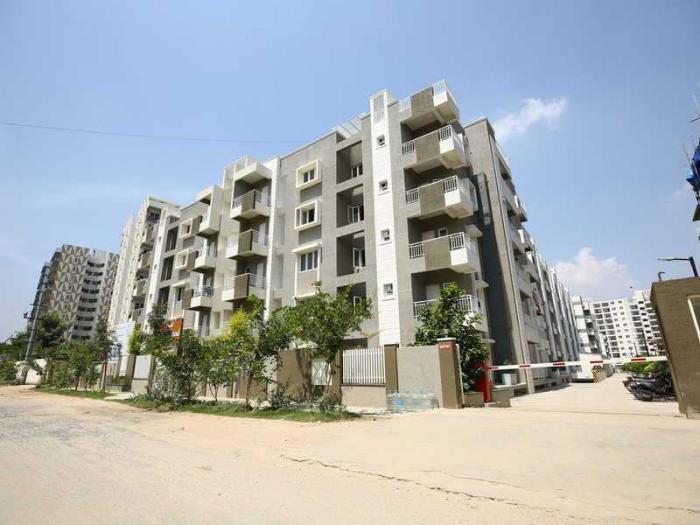 VARS Parkwood, Bellandur, Bangalore
