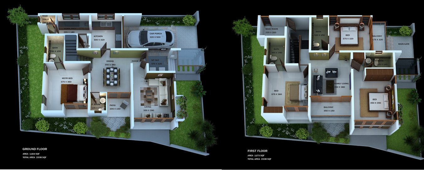 Homesite Greendale Kakkanad